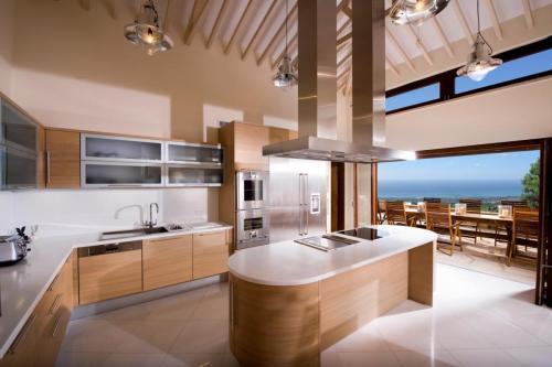 Kamares village_villa kitchen1